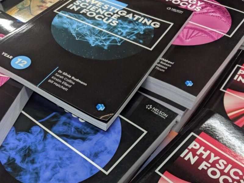 A tailored booklist service process