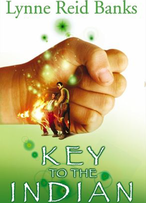 The Indian in the Cupboard:  5 - Key to the Indian