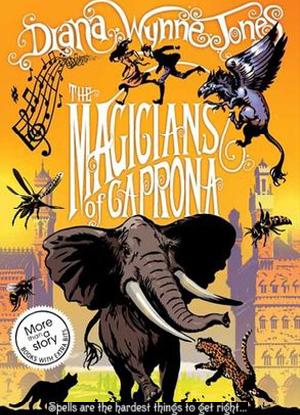 The Chrestomanci Series:  2 - The Magicians of Caprona