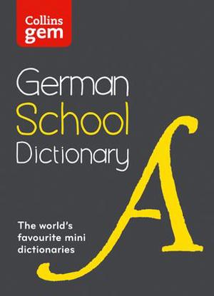 Collins Gem German School Dictionary