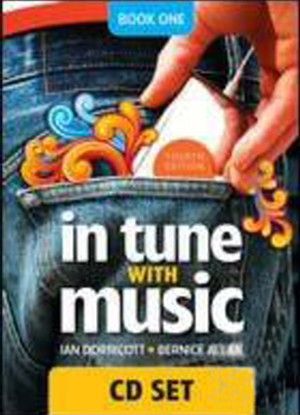 In Tune with Music:  1 - Audio CD's