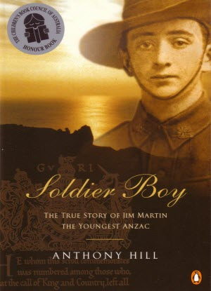 Soldier Boy:  The True Story of James Martin