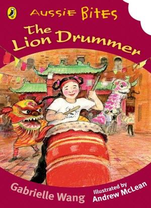 Aussie Bites: Lion Drummer