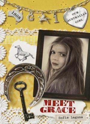 Our Australian Girl Grace: 1 -  Meet Grace