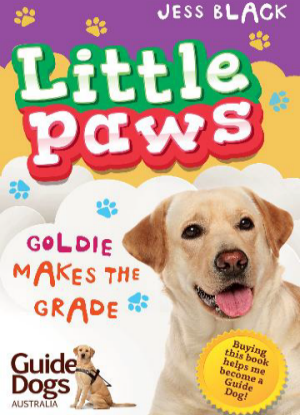 Little Paws:  4 - Goldie Makes the Grade