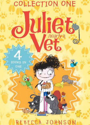 Juliet, Nearly a Vet:  Collection 1
