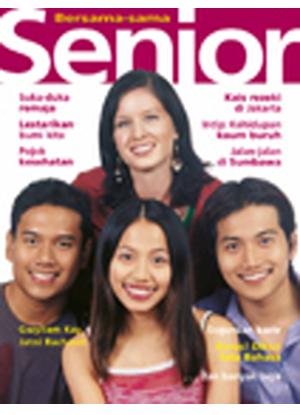 Bersama-sama Senior:  Student Book + Grammar Booklet