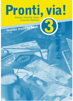 Pronti, via!  3 [Teacher Resource Book]