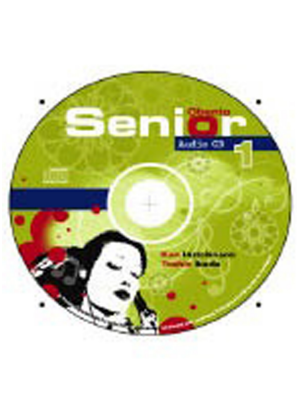 Obento Senoir:  Teacher Audio CD