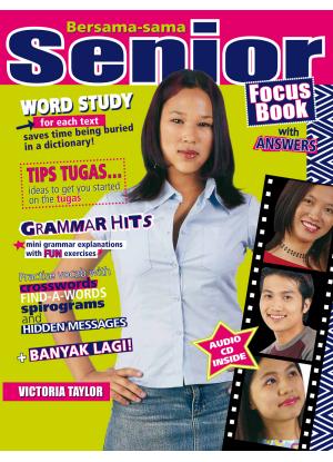 Bersama-sama Senior:  Focus Book + CD