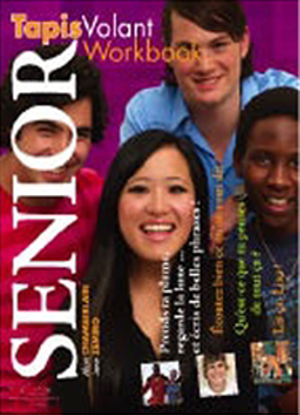 Tapis Volant Senior [Workbook + DVD]