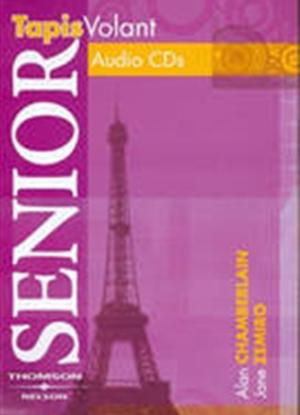 Tapis Volant Senior [Teacher Audio CDs]