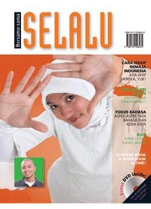 Bersama-sama Selalu:  Student Book + Workbook with DVD