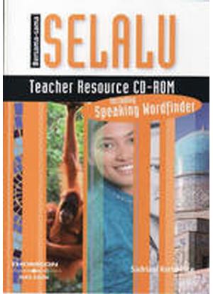 Bersama-sama Selalu:  Teacher Resource CD-Rom