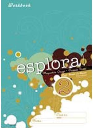 Esplora!  2 [Workbook + DVD]
