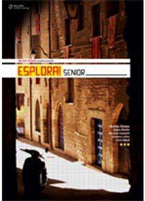 Esplora! Senior [Student Book + Grammar Book]