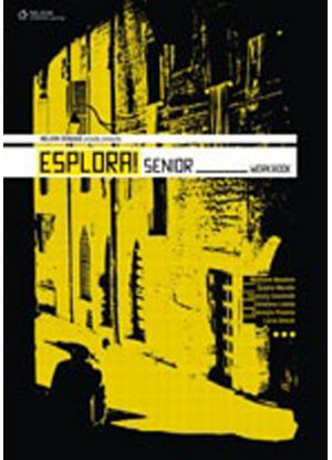 Esplora! Senior [Workbook + DVD]