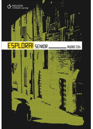 Esplora! Senior [Teacher Audio CDs]