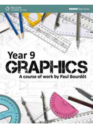 Year 9 Graphics: [Text & Workbook Pack]