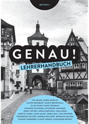 Genau! [Teacher's Edition + CD-Rom]