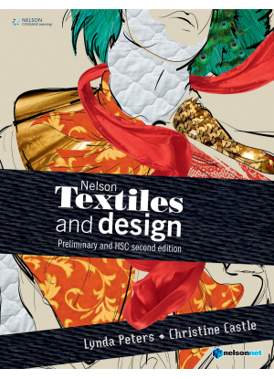 Textiles and Design:  Preliminary and HSC [Text + NelsonNet]