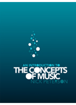 An Introduction to the Concepts of Music [Text + CD]