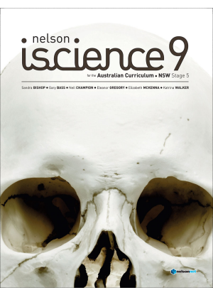 NSW Nelson iScience:  9 - Student Book [Text + NelsonNet]