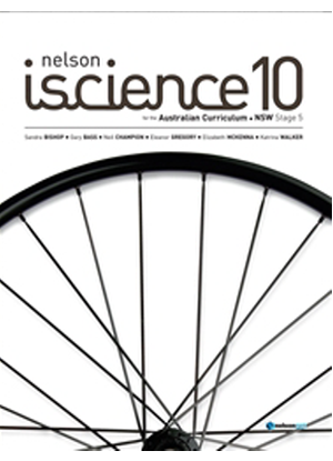 NSW Nelson iScience: 10 - Student Book [Text + NelsonNet]