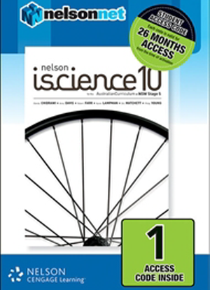NSW Nelson iScience: 10 - NelsonNet [Digital Only]