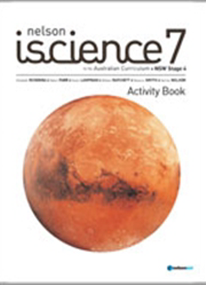 NSW Nelson iScience:  7 - Activity Book