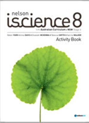 NSW Nelson IScience:  8 - Activity Book