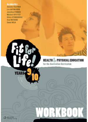 Nelson Fit for Life!  Year 9 & 10 - Workbook