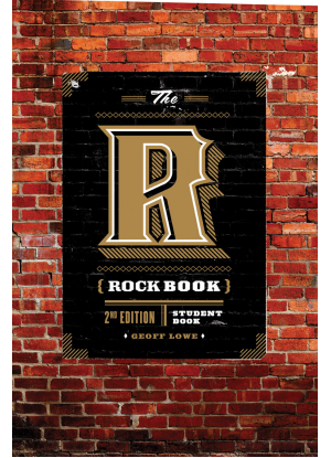 The Rock Book: Student Book