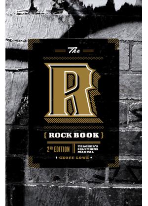 The Rock Book: Teacher's Solution Manual