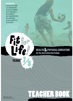 Nelson Fit for Life!  Year 7 & 8 - Teacher Resource