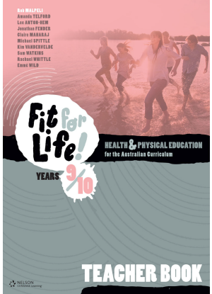 Nelson Fit for Life!  Year 9 & 10 - Teacher Resource