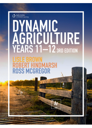 Dynamic Agriculture:  Years 11 - 12