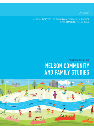 Nelson Community and Family Studies: Preliminary and HSC [Text + NelsonNet]