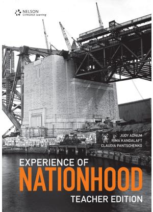 Experience of Nationhood [Teacher Resource]