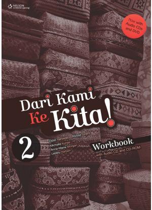 Dari Kami Ke Kita:  2 - Workbook + Audio CDs and DVD