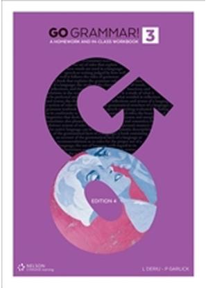 Go Grammar:  3 [Workbook]