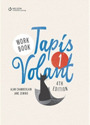 Tapis Volant:  1 [Workbook + USB]