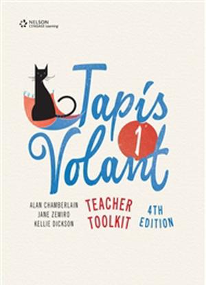 Tapis Volant:  1 [Teacher Toolkit + USB]