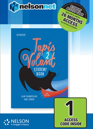 Tapis Volant:  2 [NelsonNet Only]