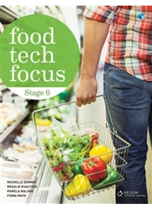 Food Tech Focus:  Stage 6 [Text + NelsonNet]