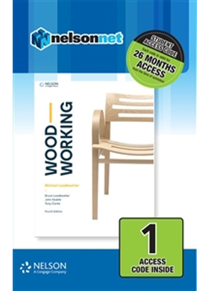Woodworking:  1 [NelsonNet Only]