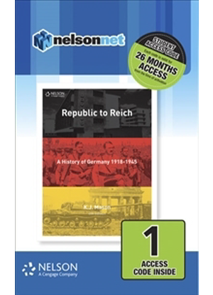 Republic to Reich:  A History of Germany [NelsonNet Only]