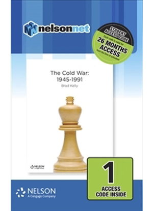Nelson Modern History: The Cold War 1945 - 1991 [NelsonNet Only]