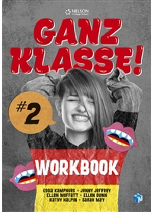 Ganz Klasse!  2 [Workbook + NelsonNet]
