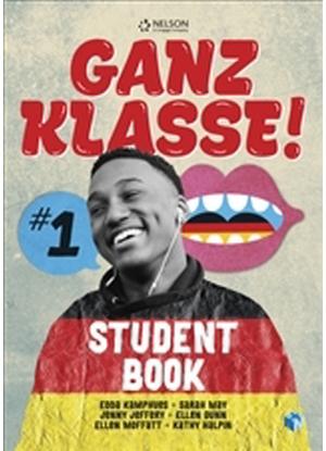 Ganz Klasse!  1 [NelsonNet Only]